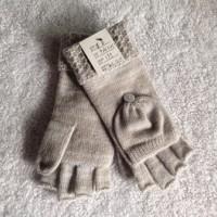 宁波景余帽子围巾手套工厂针织手套