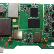 灯具HDI线路板抄板软件 油压表无卤板FPC板厂 HDI pcb版图图片