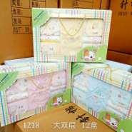 新款婴儿礼盒宝宝服新生儿衣服图片
