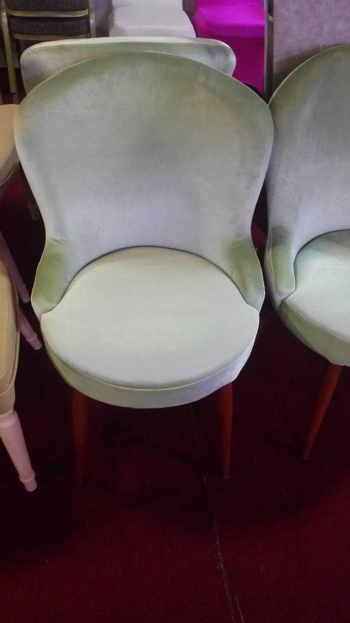 陕西软包椅、时尚主题餐椅批发