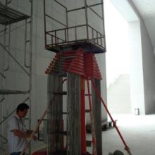 套缸式升降机电动液压升降平台移动铝合金升降机高空作业货梯批发