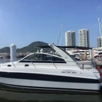 三亚33尺诺丽达双层运动艇