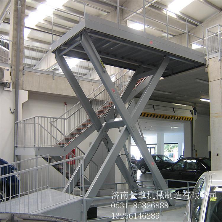 常德固定剪叉式升降平台 衡阳简易家用电梯 邵阳载货货梯规格 厂家