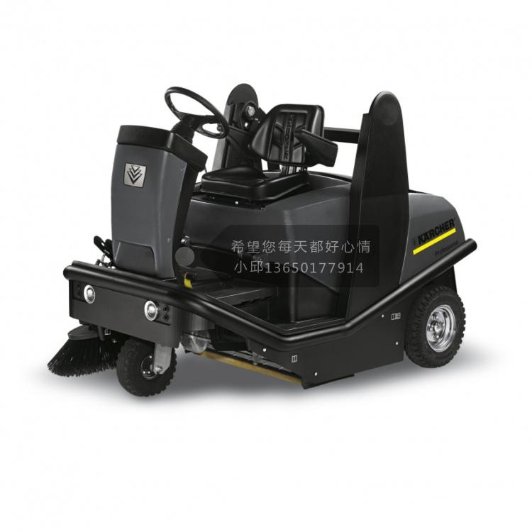 德国凯驰KM120/150RD座驾式扫地机工厂车间仓库清扫机