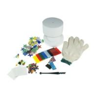 DIY琉璃玻璃饰品电动工具小窑炉 DIY琉璃玻璃小窑炉10件套