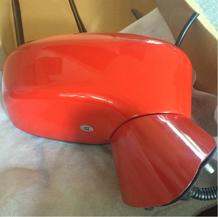 06思域倒车镜 可调节高档轿车耳型倒车镜后视镜汽车配件 厂家直销