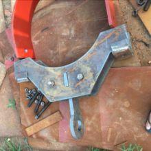 循环水托座 焊接固定支座 管夹滑动支座 弹簧支吊架生产厂家图片