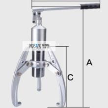 整体式液压拉马单钩双孔拔轮器5T-20T轴承拉马工具三爪拉马