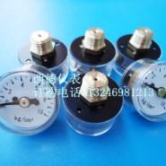 供应 25MM微型压力表,微小型压力表