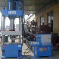 100吨拉伸机 四柱液压拉伸机 高性能 低噪音 滕州万合
