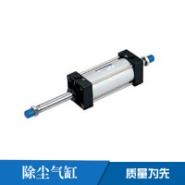 利阳环保设备除尘器气缸 标准型加长杆/加长杆电磁脉冲阀气缸