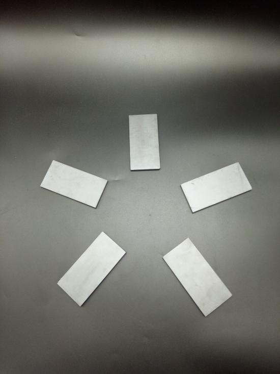 磁性耐磨陶瓷片100*50*6