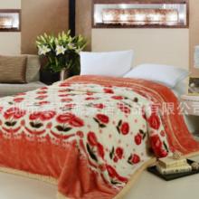 厂家批发 泰莲娜 拉舍尔毛毯绒毯 毛毯绒毯加厚 超柔加厚毛