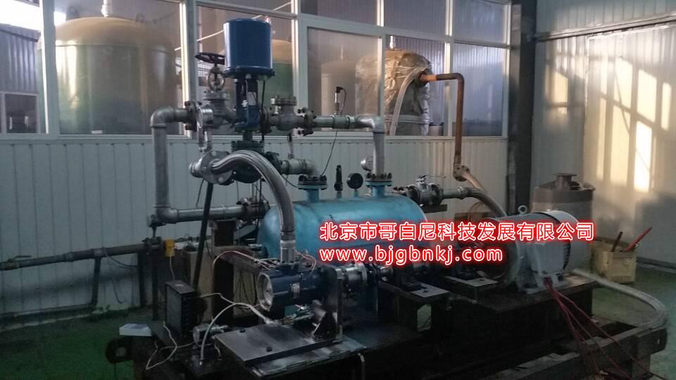 压缩空气储能发电机组 涡轮式压缩空气储能发电机组