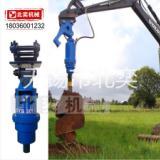 载电线杆新工具钻机 树坑引孔机 地坑引孔设备
