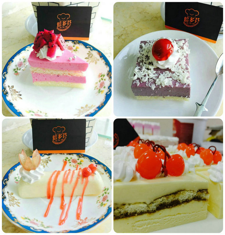 焙多芬西点培训、蛋糕培训、裱花、韩式裱花、翻糖