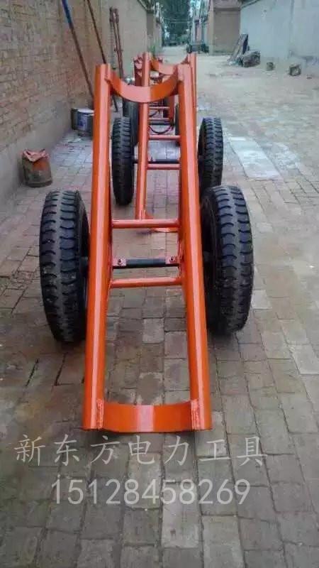 运杆车 炮车 水泥杆运杆车 12米 15米 18米
