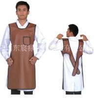 铅背心/防护围裙 连体式铅防护围裙 单面防护裙HD07 进口x线铅围裙 铅橡胶防护围裙