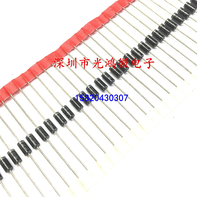 瞬变抑制二极管1.5KE6.8A DO-27 1.5KE43CA 1.5KE170CA