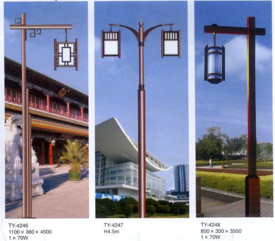 重庆路灯之景观灯