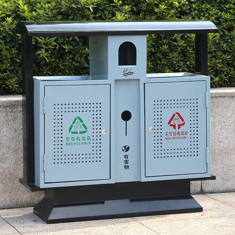 户外垃圾桶环卫垃圾桶分类垃圾桶