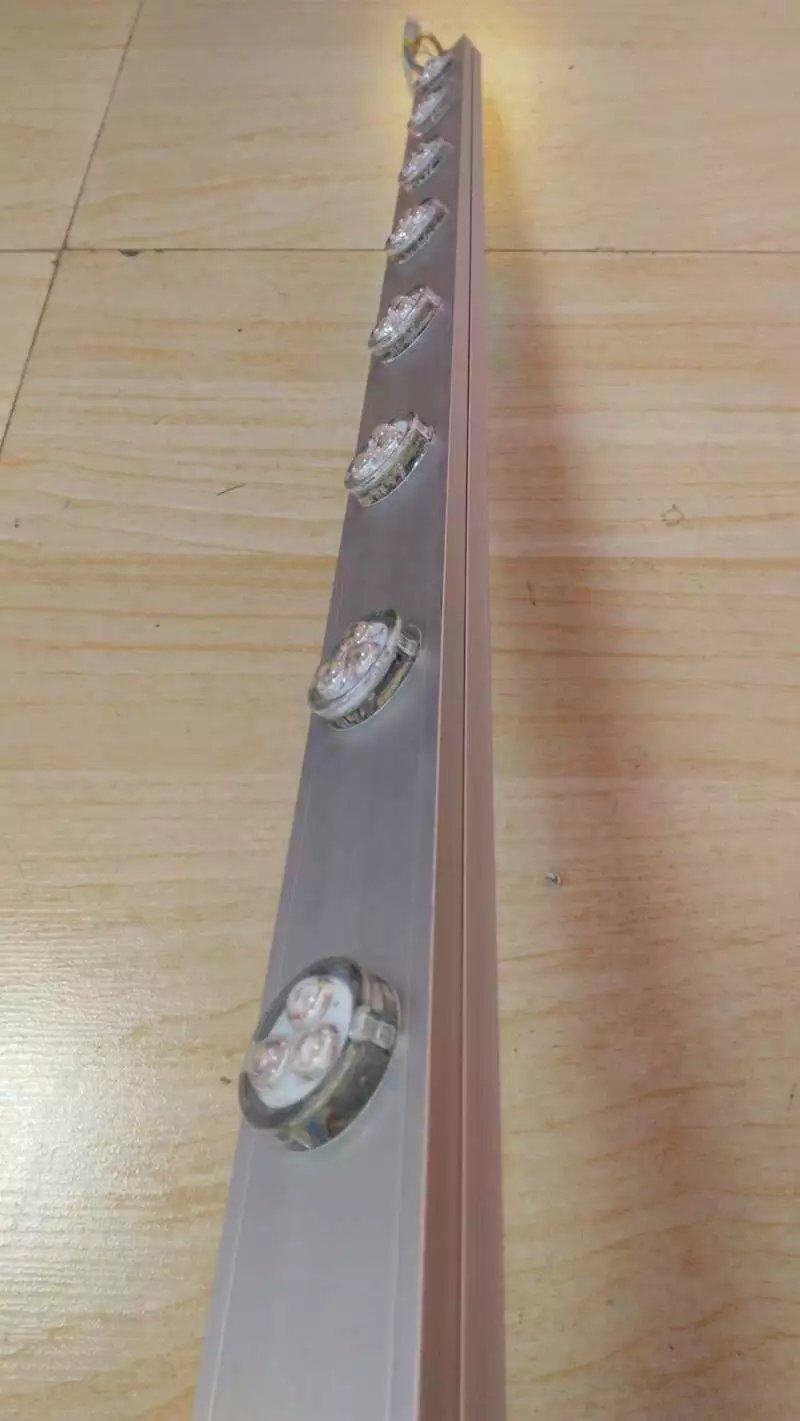 瑞美达供应工程亮化 LED铝材点光源 供应LED铝材点光源
