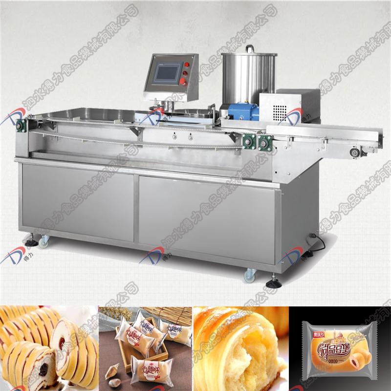 面包破包注心生产线