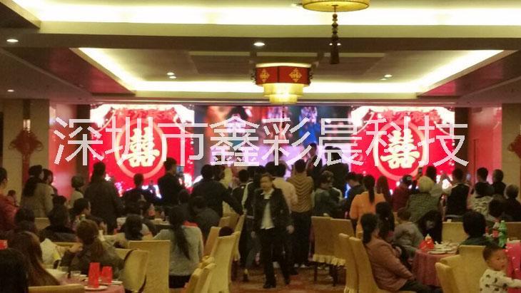P3室内全彩LED显示屏 深圳LED显示屏厂家 深圳市P3显示屏