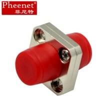 Pheenet菲尼特FC分体单多模光纤法兰盘适配耦合连接器电信级适配器图片