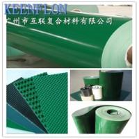 专业生产PVC输送带1-6MM厚皮带 裙边带 传送带 平皮带 工业皮带