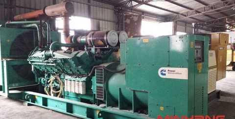 燃煤发电机组回收 杭州发电机回收 发电机专业回收公司