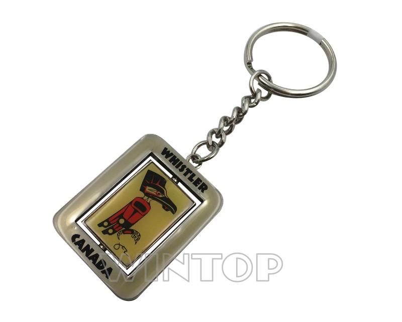旋转钥匙扣 厂家定做 精美创意礼品