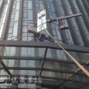 高空幕墙(外墙)玻璃自爆更换安装——广东优晟建筑幕墙装饰工程有限公司