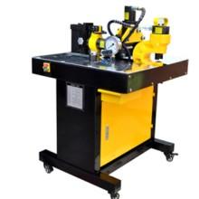 山东组合式母线加工机三合一母线多工位母线加工机DHY-150D
