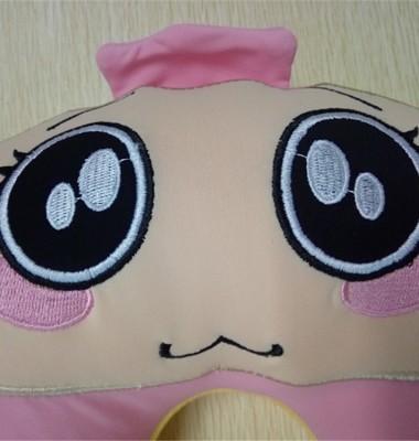 卡通泡沫粒子U型枕 午休护颈枕图片/卡通泡沫粒子U型枕 午休护颈枕样板图 (2)
