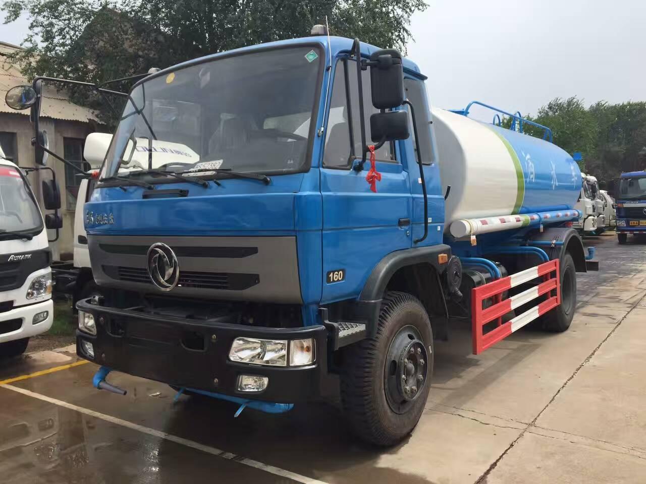 洒水车多少钱 5吨洒水车 喷洒车 水罐车 运水车 东风洒水车厂家