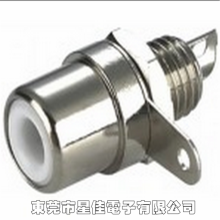 厂家专业生产AV-8.4-2AV铜芯母座音频/视屏输出插口AV音频插座AV铜芯插座批发