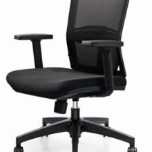 广州网布职员椅升降旋转办公椅厂家人体工学办公椅批发职员椅价格