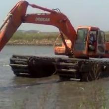 水陆挖掘机出租公司电话 仙桃水陆挖掘机出租价格