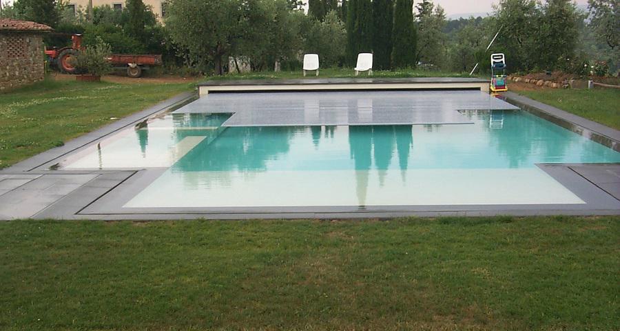 东莞博睿泳池覆盖系统