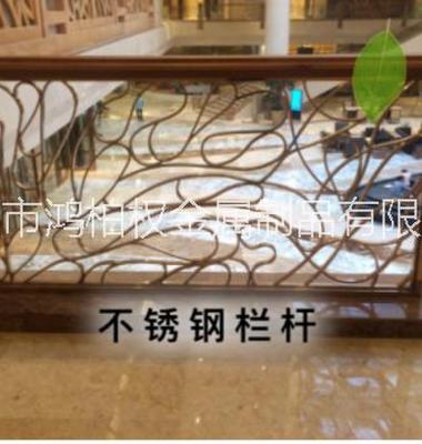 不锈钢栏杆立柱图片/不锈钢栏杆立柱样板图 (1)