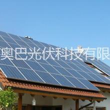 光伏产品家庭分布式光源发电系统招商手册图片
