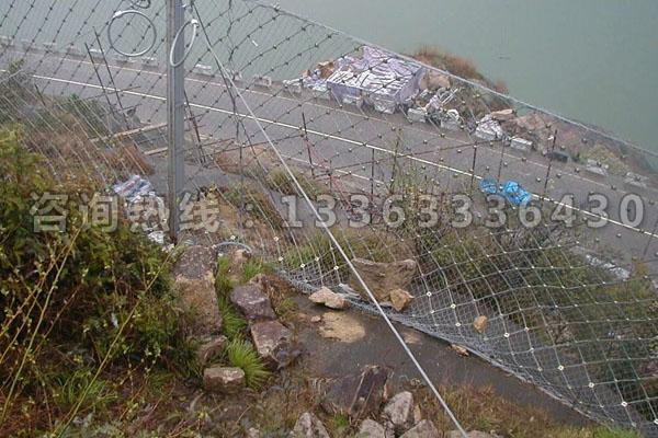被动防护网RX-050点击河北臣运丝网制造有限公司