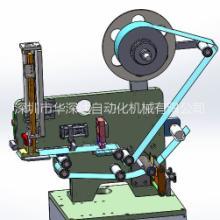 半自动多面平面贴标机 _贴标机械厂家_全自动高精度贴标机价格