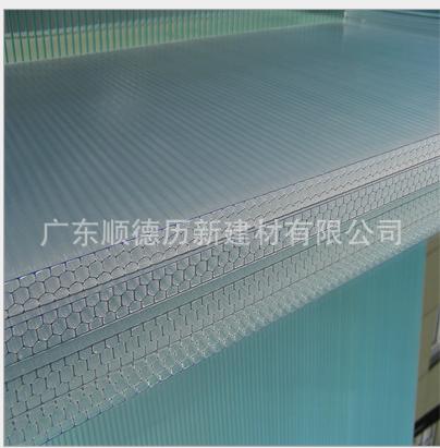 广东固得利 6mm蜂窝板 室内隔断装饰板 货架底板 室内隔音板