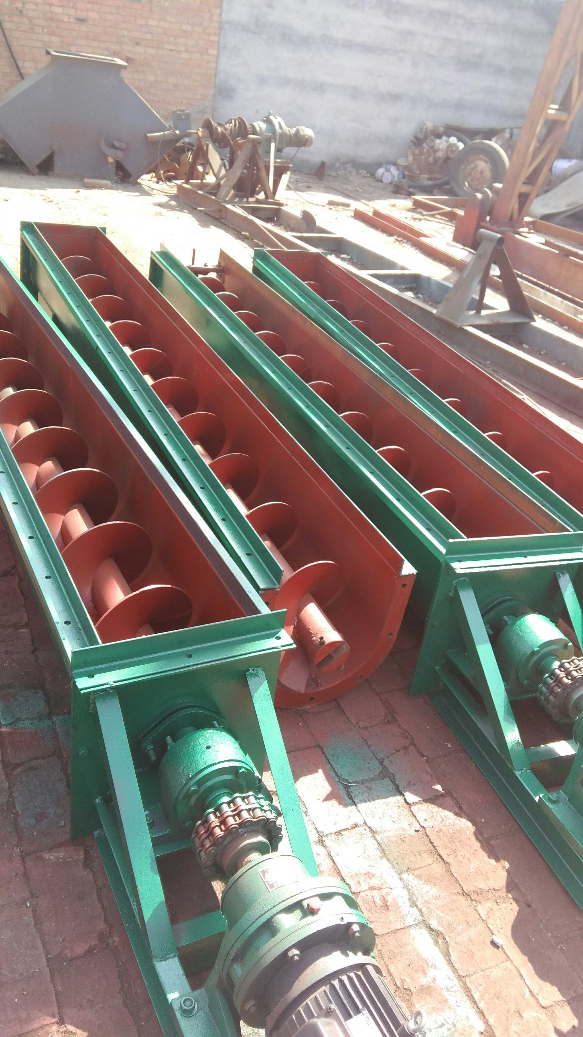 LS型螺旋输送机U型螺旋输送机价格水冷螺旋输送机厂家