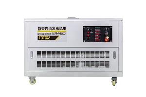 12KW汽油发电机详细参数·