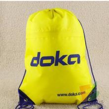 定制环可根据客户要求定制环保抽绳涤纶布袋 束口背包涤纶袋保抽绳涤纶布