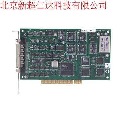 批发台湾研华PCI-1712L,1MS/s,12位高速多功能数据采集卡