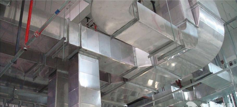 空调通风维修改造,通风不够改装,加装活性炭过滤